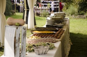 Catering campero con buffet en Madrid