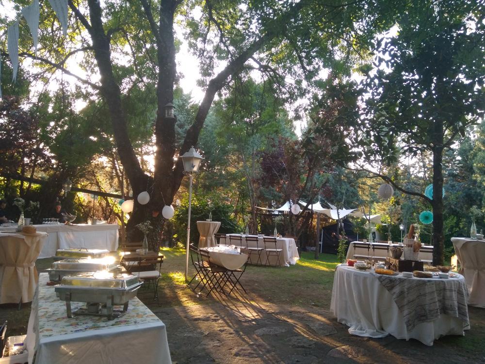 Catering de boda cóctel