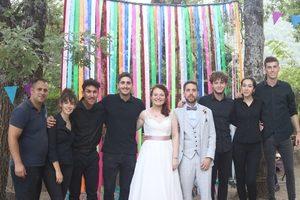 Contacto banquete bodas en Madrid